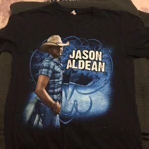 2011 Jason Aldean concert tee